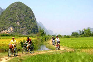 Yangshuo Cycling